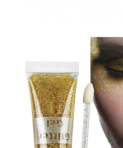 Gold Glitter Tube