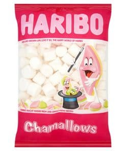 Haribo Chamallows Bulk Bag