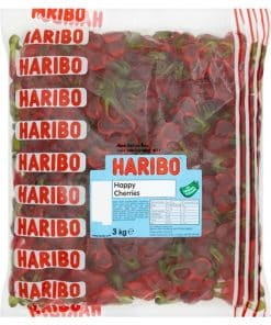 Haribo Happy Cherries Bulk Bag