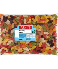 Haribo Mini Jelly Babies Bulk Bag