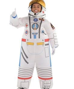 Inflatable Astronaut Child Costume