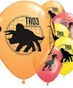 Jurassic World Balloons