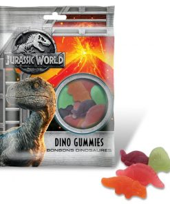 Jurassic World Dino Gummies
