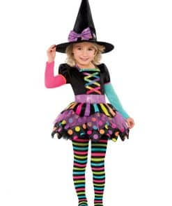 Miss Matched Witch Costume