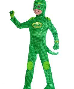 PJ Masks Gekko Deluxe Child Costume