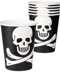 Skull & Crossbones Cups