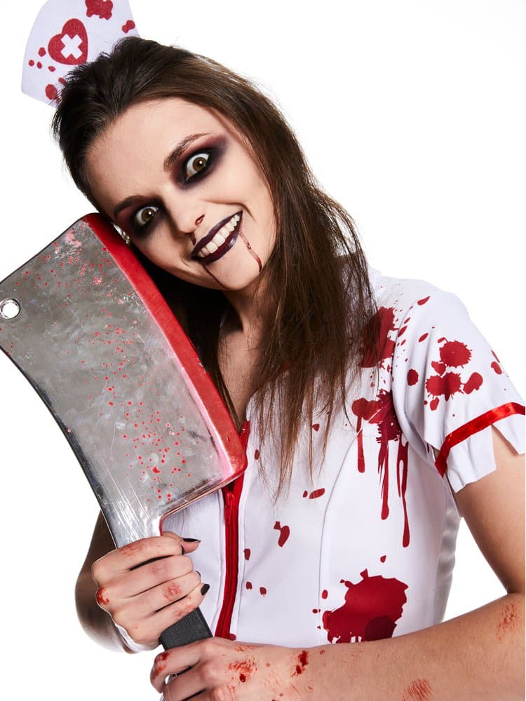 5b7fd8eccea48 Zombie Nurse Adult Costume & accessories - Fun Party Supplies UK