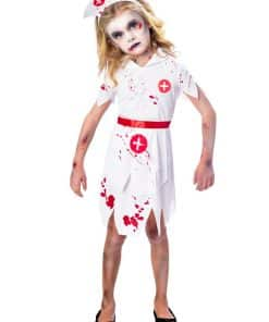 Zombie Nurse Girl Costume