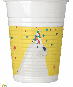 Arctic Party Seal Plastic Cups