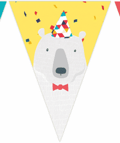Arctic Party Bunting