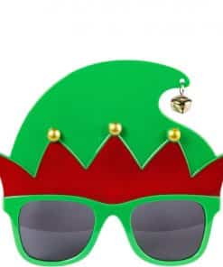 Elf Hat Glasses