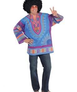1960's Festival Tunic Adult Costume