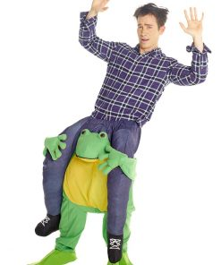 Frog Piggyback Costume
