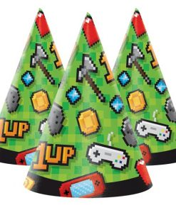 Game On Party Hats