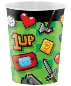 Game On Party Plastic Favour Cup