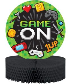 Game On Party Table Centrepiece