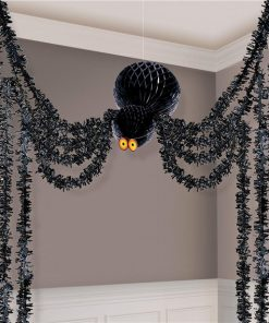 Halloween Hanging Spider Decoration