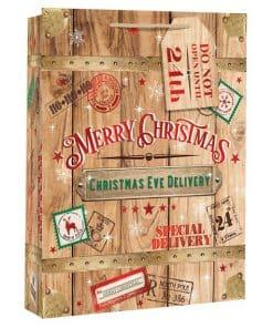 Large Christmas Eve Gift Bag