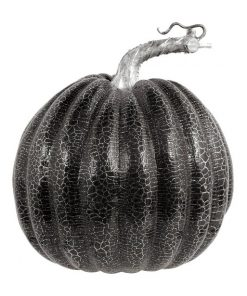 Halloween Medium Black Pumpkin