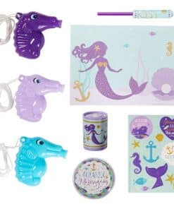 Mermaid Wishes Party Favour Pack