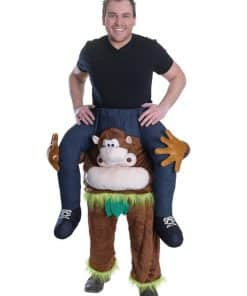Monkey Piggy Back Costume