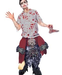 Piggy Back Zombie Costume
