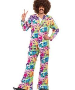 Psychedelic Suit Adult Costume