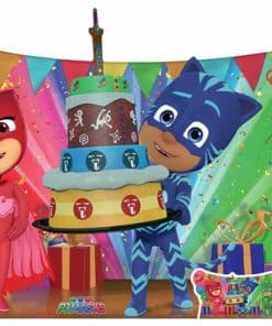 PJ Mask Group Pose Birthday Party Cutout