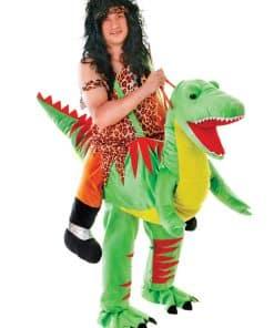 Step-In Dinosaur Costume