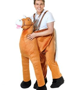 Step-In Horse Adult Costume