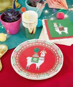 BoHo Festive Llama