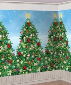 Christmas Tree Scene Setter