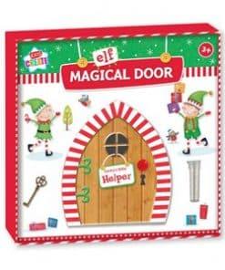 Elf Magical Door