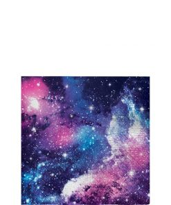 Galaxy Party Beverage Napkins
