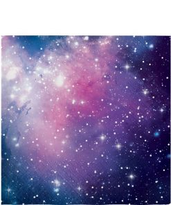 Galaxy Party Dinner Napkins