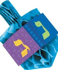 Hanukkah Dreidel Centrepieces