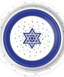 Hanukkah Melamine Platter