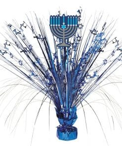 Hanukkah Spray Centrepiece