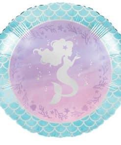 Mermaid Shine Balloon