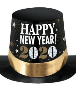 New Year's Eve 2020 Top Hat