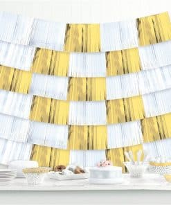 Gold Foil Decorative Hanging Backdrop Decoration