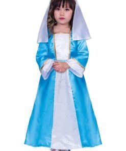 Christmas Nativity Mary Child Costume