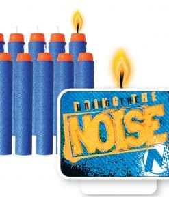 NERF Candles
