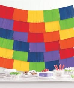 Rainbow Decorative Hanging Backdrop Decoration