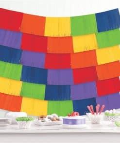 Rainbow Decorative Hanging Backdrop Decoration