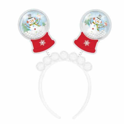Snowglobe Shaker Headband
