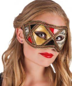 Venetian Music Masquerade Mask
