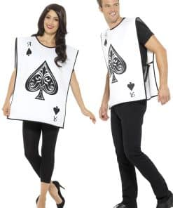 Playing Card Guard Adult Costume