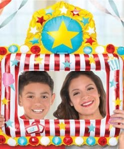 Circus Carnival Inflatable Photo Frame