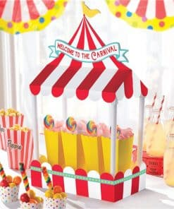 Circus Carnival Table Centrepiece Decoration